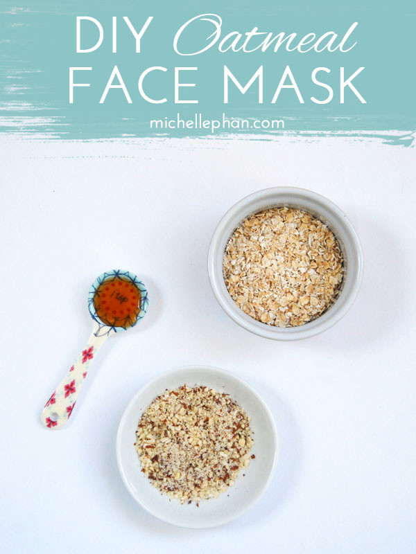 Best ideas about DIY Face Mask Without Honey . Save or Pin Simple DIY Oatmeal Face Mask Michelle Phan – Michelle Phan Now.