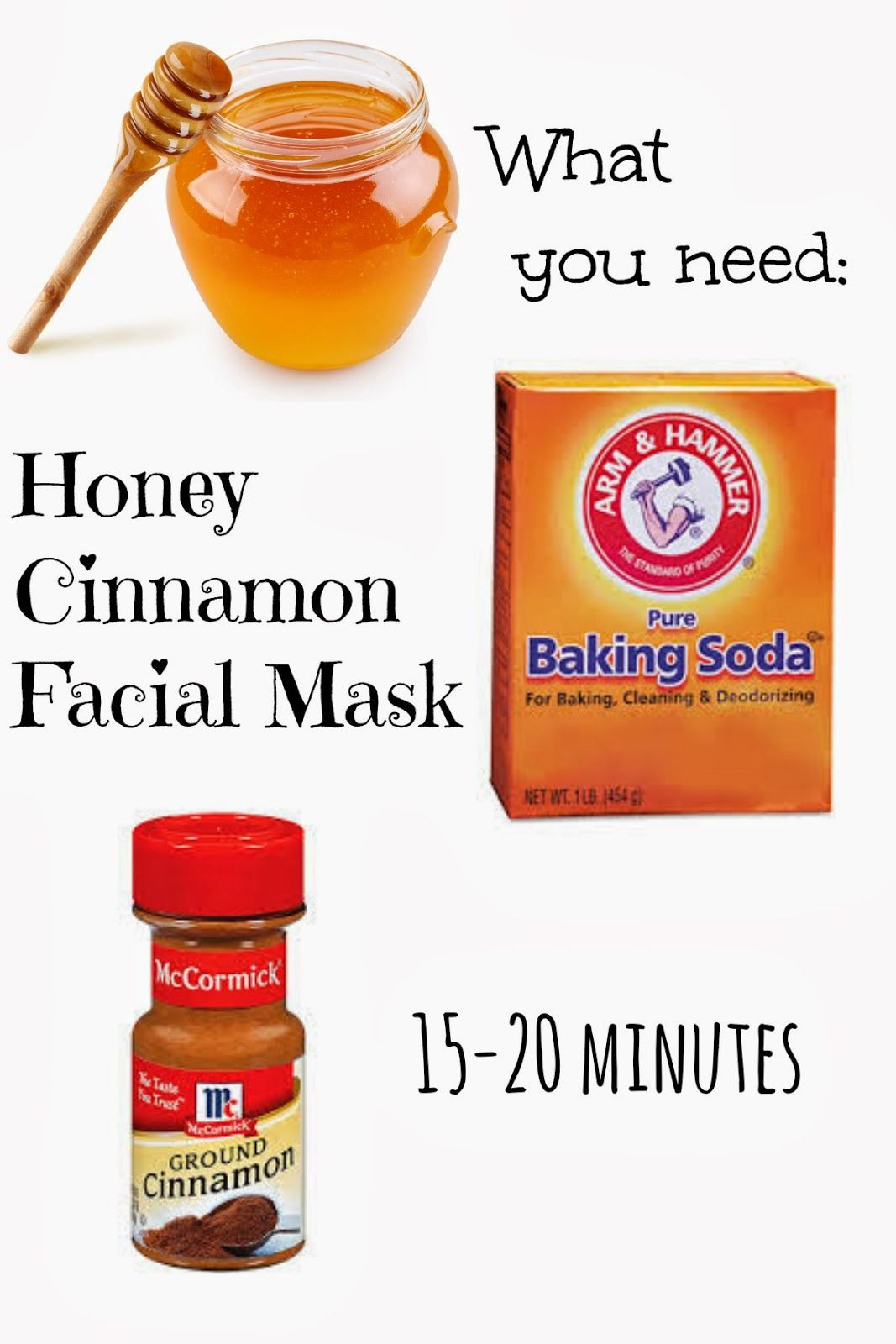 Best ideas about DIY Face Masks For Acne . Save or Pin Honey Cinnamon Face Mask A Facial You Can Eat Now.
