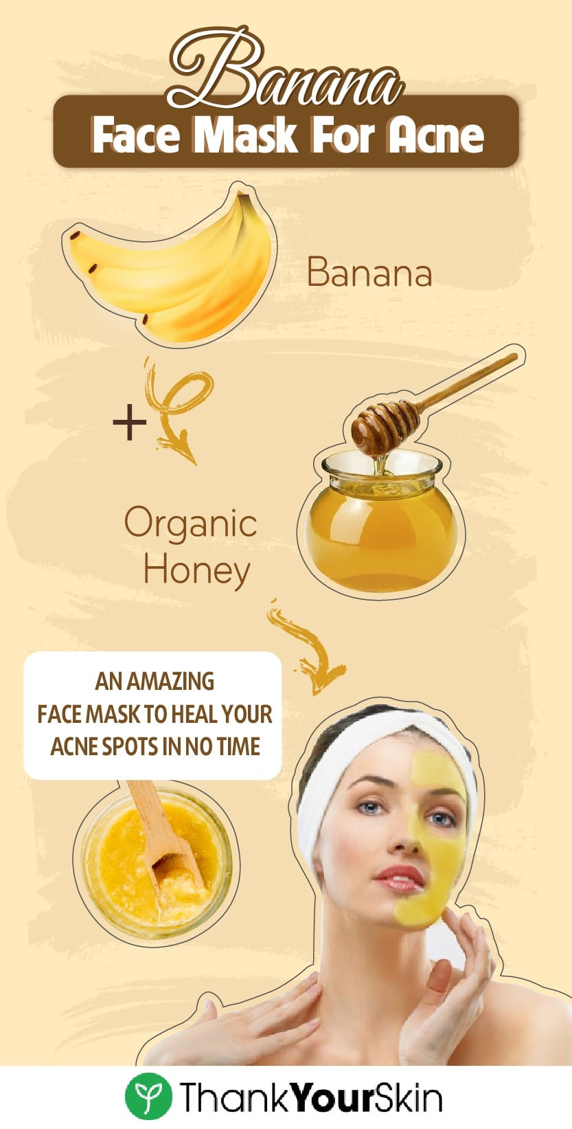 Best ideas about DIY Face Masks For Acne . Save or Pin 23 Homemade Face Masks For Acne That Actually Work Now.
