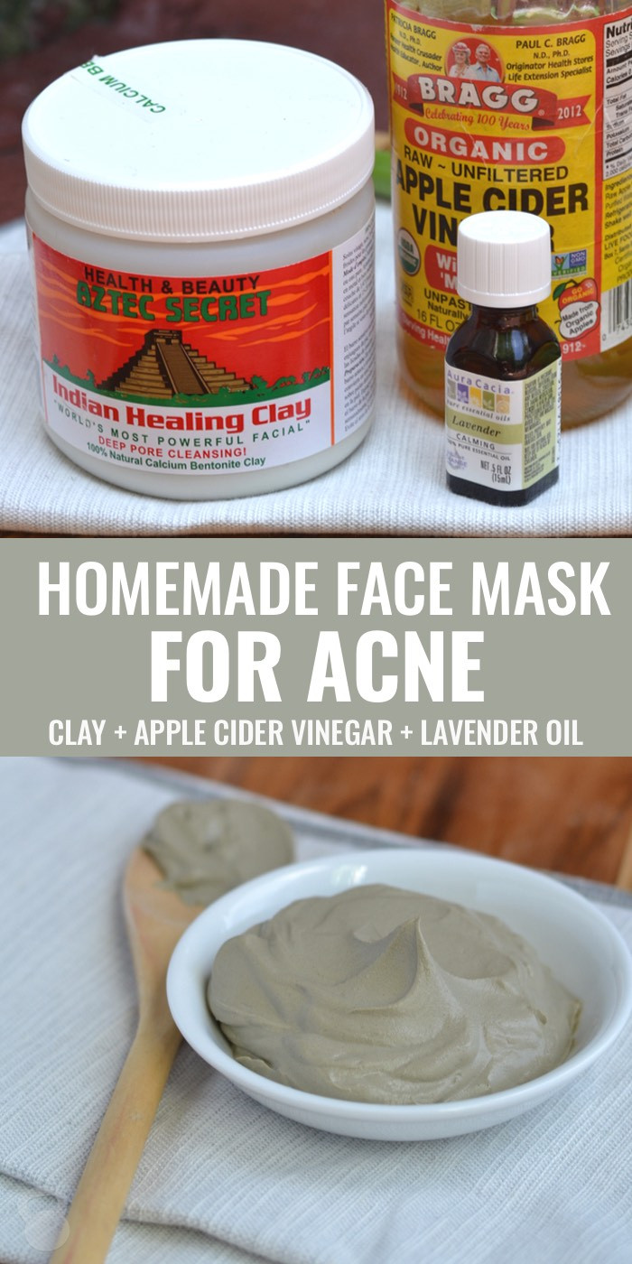Best ideas about DIY Face Masks For Acne . Save or Pin Homemade Face Mask for Acne Coconuts & Kettlebells Now.