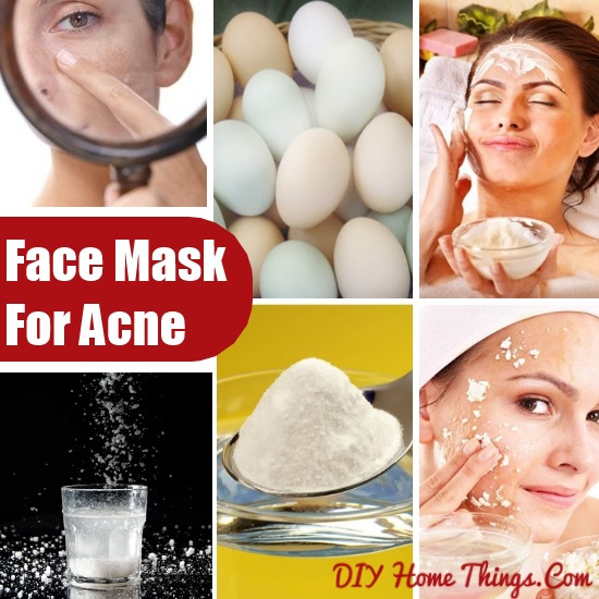 Best ideas about DIY Face Masks For Acne . Save or Pin 5 DIY Homemade Face Mask for Acne Now.
