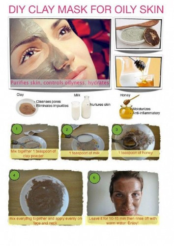 Best ideas about DIY Face Masks For Oily Skin . Save or Pin Beauty Tips for Oily Skin – Just Trendy Girls Now.