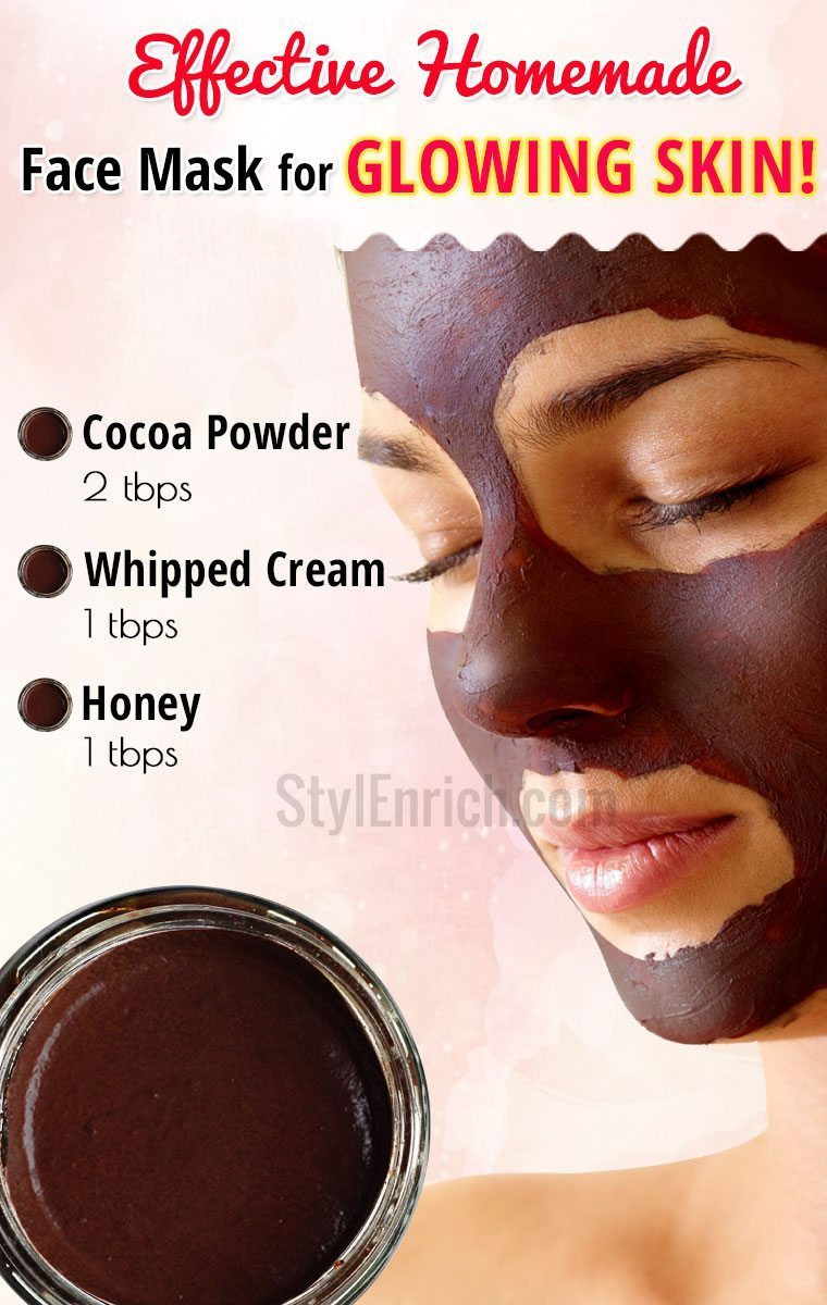 Best ideas about DIY Facial Mask For Glowing Skin . Save or Pin DIY Face Mask for Glowing Skin That You Must Try ce Now.