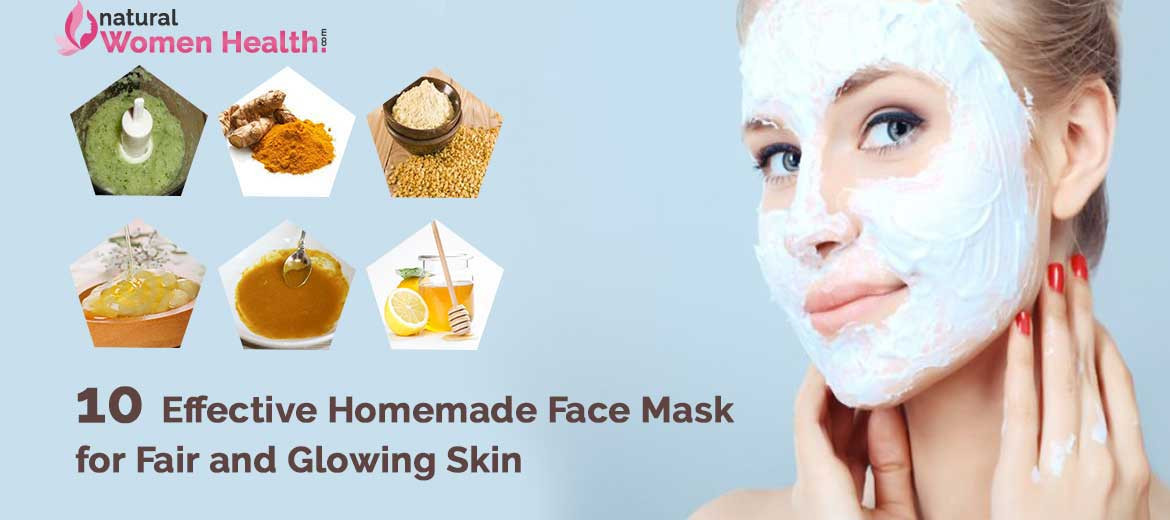 Best ideas about DIY Facial Mask For Glowing Skin . Save or Pin Homemade Face Pack Recipes Blog Now.