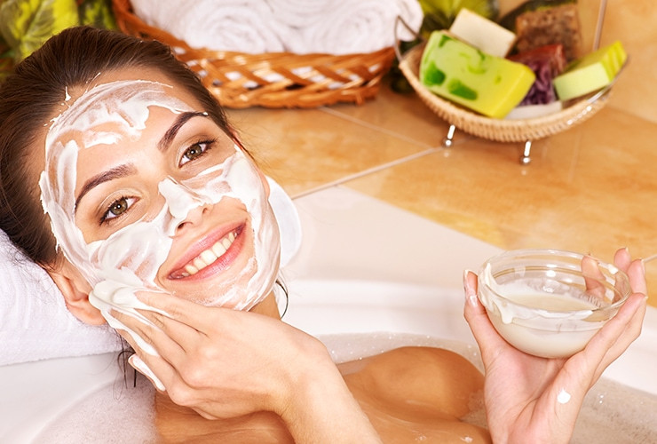 Best ideas about DIY Facial Mask For Glowing Skin . Save or Pin DIY Homemade Face Mask for Glowing Skin Now.