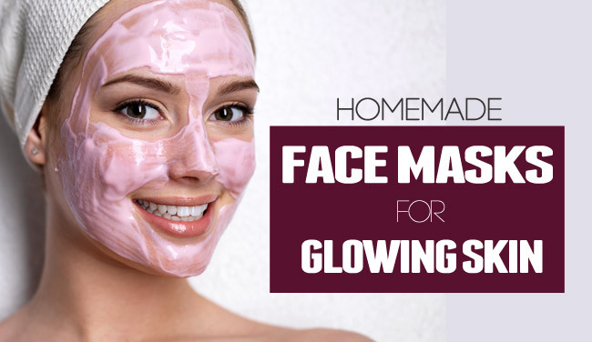 Best ideas about DIY Facial Mask For Glowing Skin . Save or Pin Quick and Easy HomeMade Face Masks for Glowing Skin Tips Now.