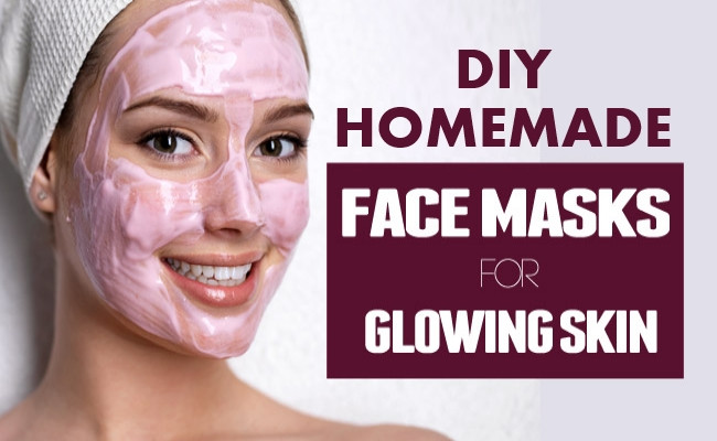 Best ideas about DIY Facial Mask For Glowing Skin . Save or Pin 5 DIY Homemade Face Mask For Glowing Skin Now.