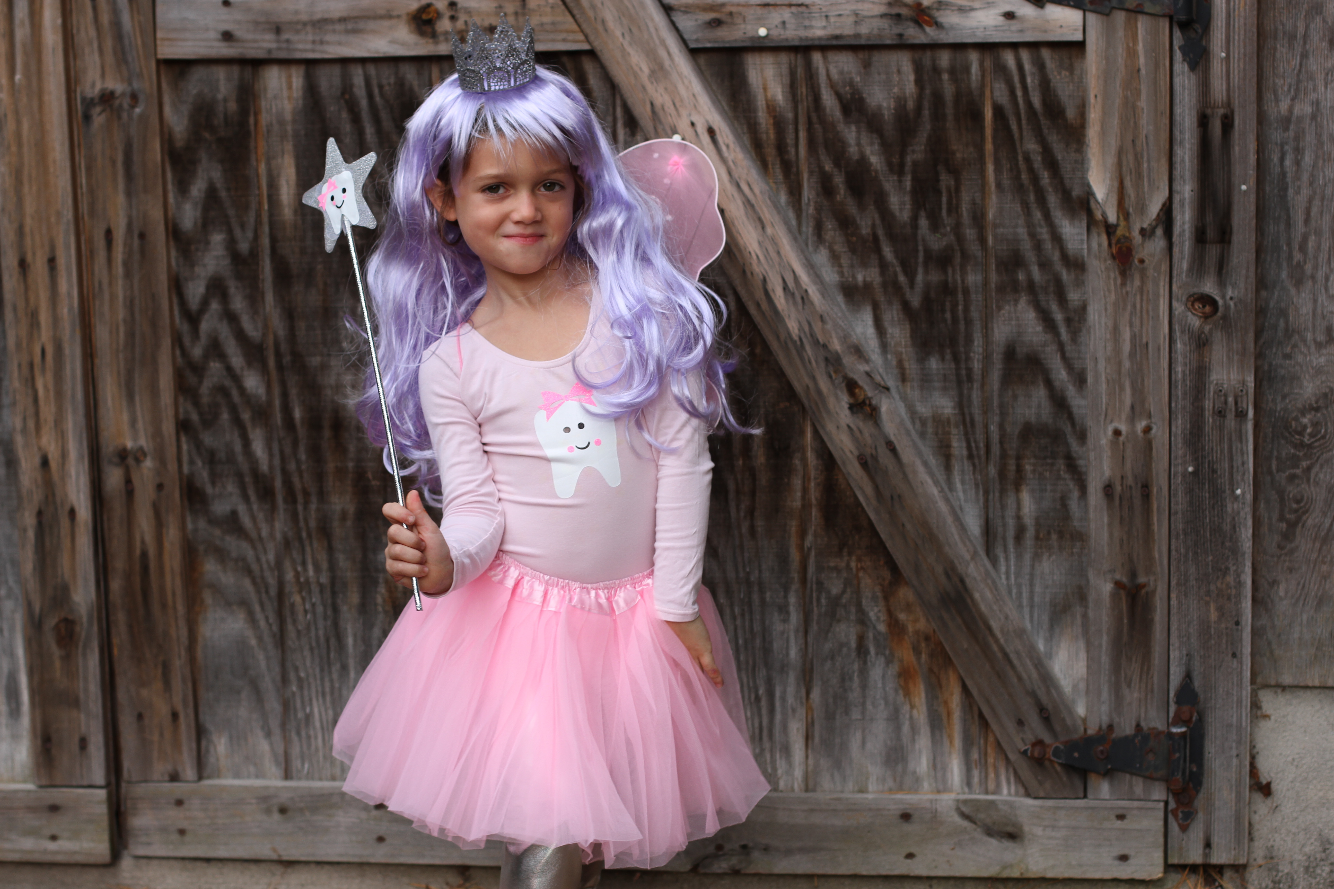 Best ideas about DIY Fairy Costume For Kids . Save or Pin Easy DIY Halloween Costume for Kids The Tooth Fairy Now.