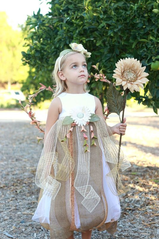 Best ideas about DIY Fairy Costume For Kids . Save or Pin DIY fall fairy costume MichaelsMakers AThoughtfulPlace Now.
