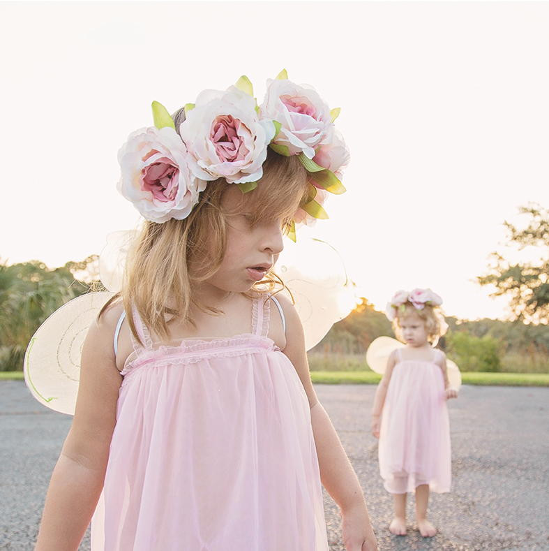 Best ideas about DIY Fairy Costume For Kids . Save or Pin DIY Chiffon Fairy Costume Now.