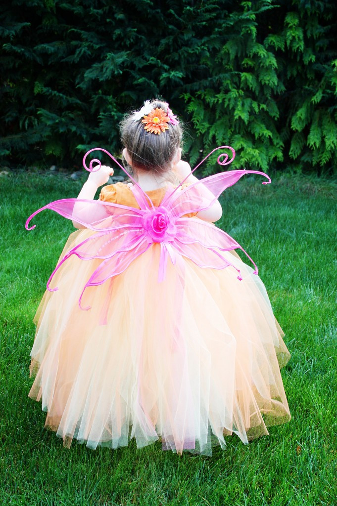 Best ideas about DIY Fairy Costume For Kids . Save or Pin Easy Fairy Costume BigDIYIdeas Now.