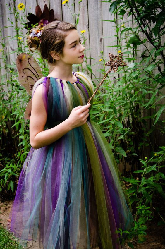 Best ideas about DIY Fairy Costume For Kids . Save or Pin Forest fairy Girl costumes and Tutus on Pinterest Now.