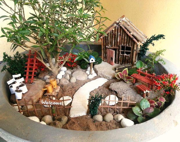 Best ideas about DIY Fairy Garden Accessories . Save or Pin DIY Miniature Garden Accessories Now.