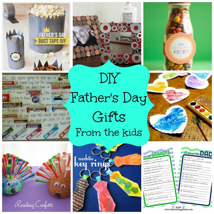 Best ideas about DIY Father'S Day Gifts From Kids . Save or Pin diy kids presents for dad Now.