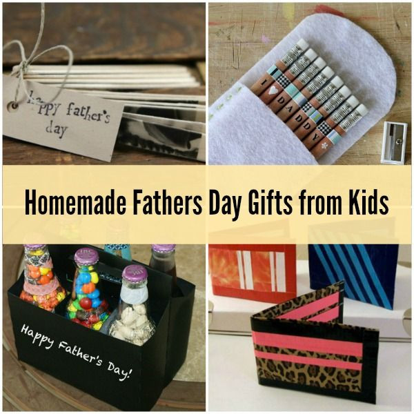 Best ideas about DIY Father'S Day Gifts From Kids . Save or Pin Homemade Fathers Day Gifts from Kids 8 Very Special Ideas Now.