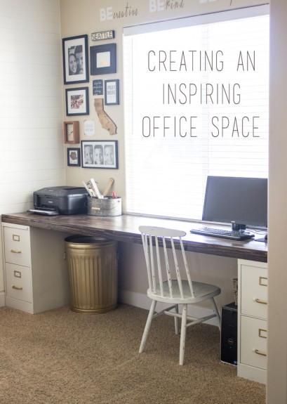 Best ideas about DIY File Cabinet Desk . Save or Pin DIY File Cabinet Desk Now.