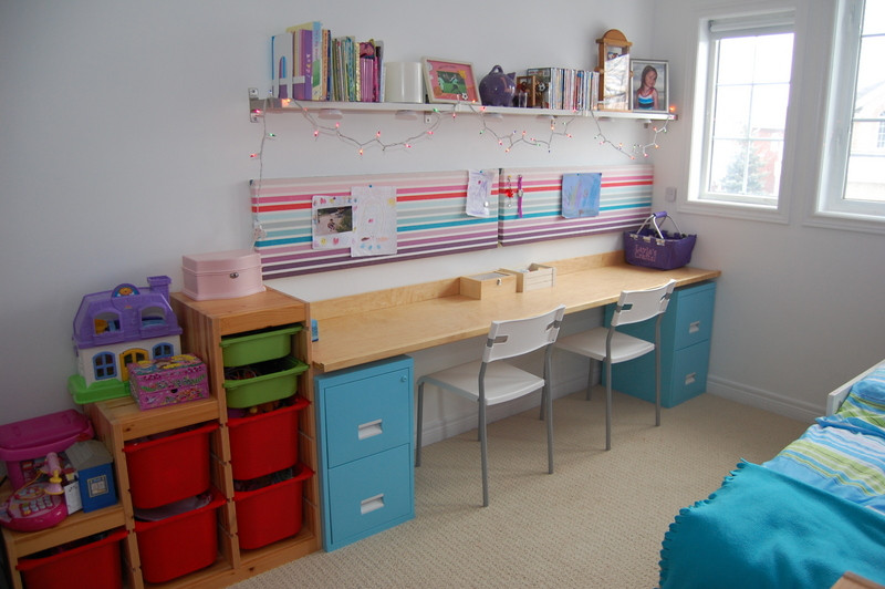 Best ideas about DIY File Cabinet Desk . Save or Pin DIY Filing Cabinet Desk northstory Now.