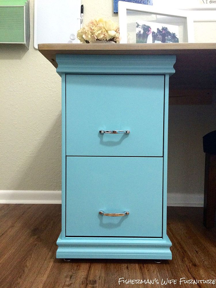 Best ideas about DIY File Cabinet Desk . Save or Pin Hometalk Now.