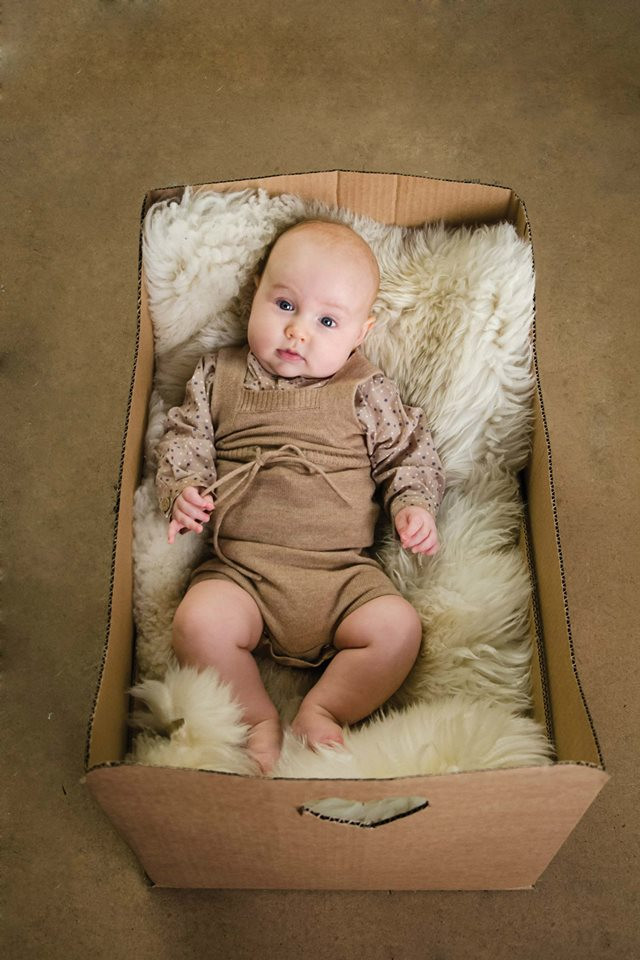 Best ideas about DIY Finnish Baby Box . Save or Pin Slow living babies a cardboardboxes and healthy lunch Now.