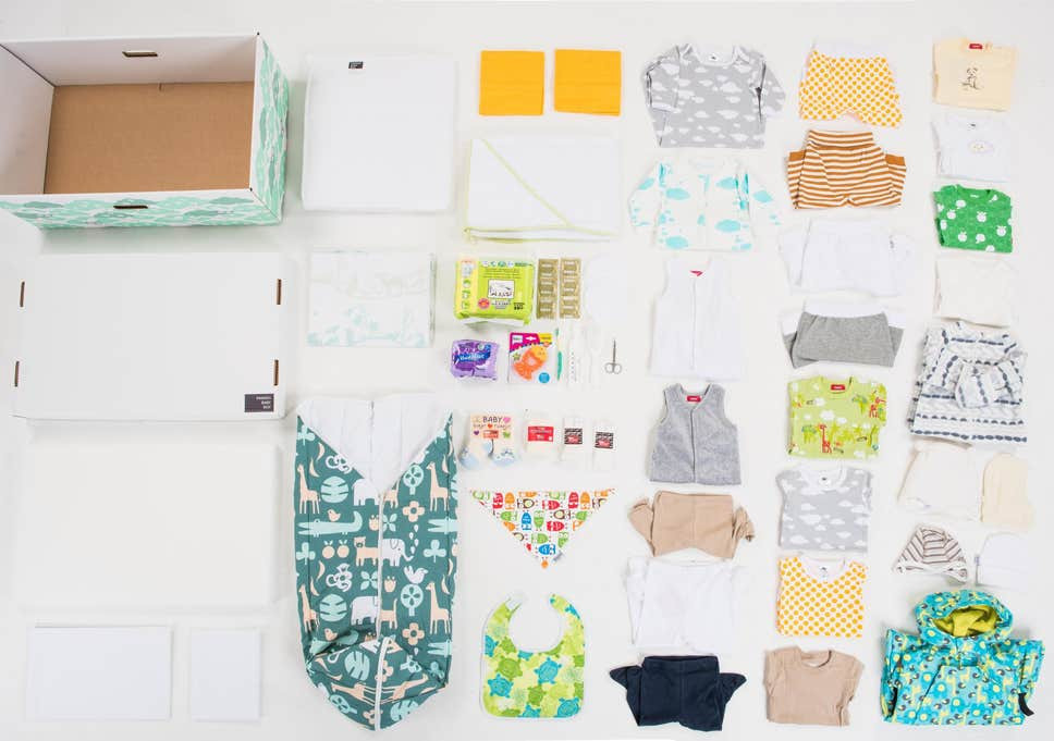 Best ideas about DIY Finnish Baby Box . Save or Pin Eco friendly the body is in the cardboard box but the box Now.