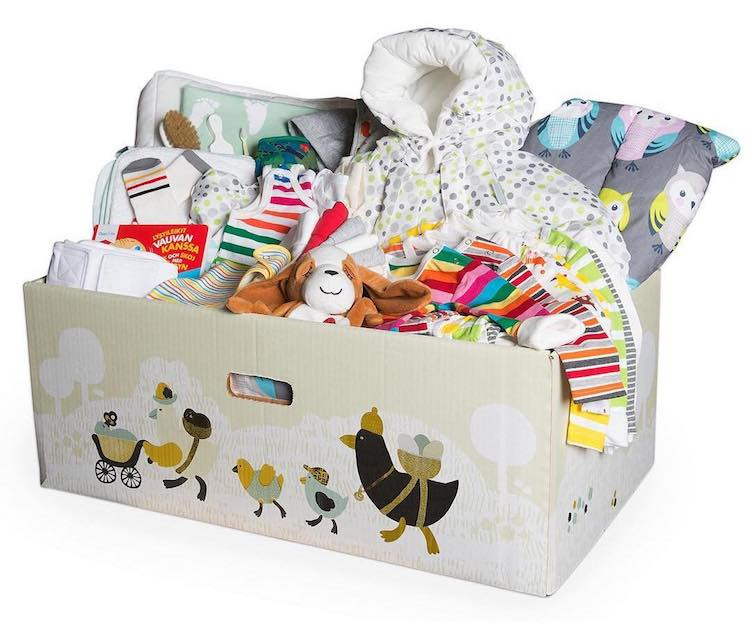 Best ideas about DIY Finnish Baby Box . Save or Pin The Kela Baby Box a Newborn Supply Kit Given to Finnish Now.