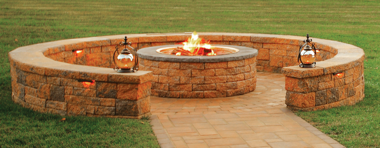 Best ideas about DIY Fire Pit Kit . Save or Pin EP Henry Now.