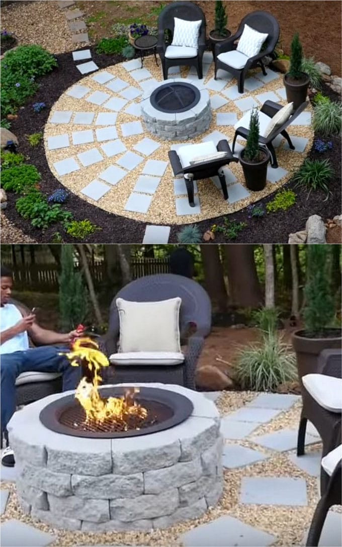 Best ideas about DIY Fire Pit Kit . Save or Pin 24 Best Fire Pit Ideas to DIY or Buy Lots of Pro Tips Now.