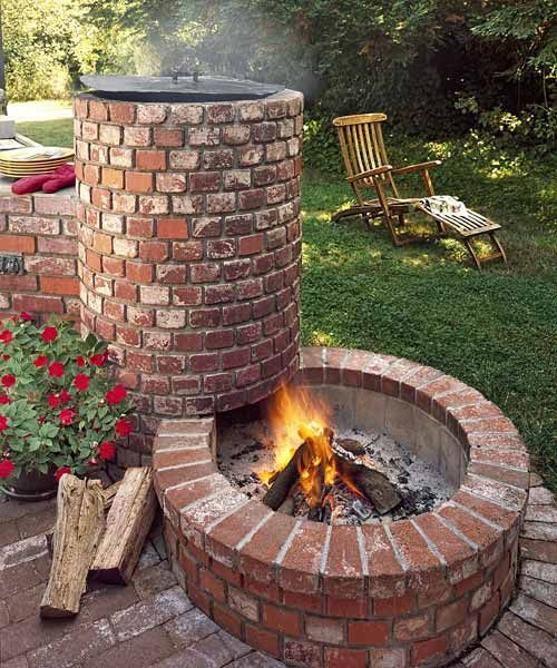 Best ideas about DIY Fire Pit Pinterest . Save or Pin Best 25 Barbecue pit ideas on Pinterest Now.