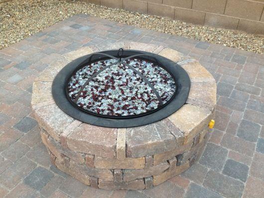 Best ideas about DIY Fire Pit Pinterest . Save or Pin diy propane fire pit Backyard ideas Pinterest Now.