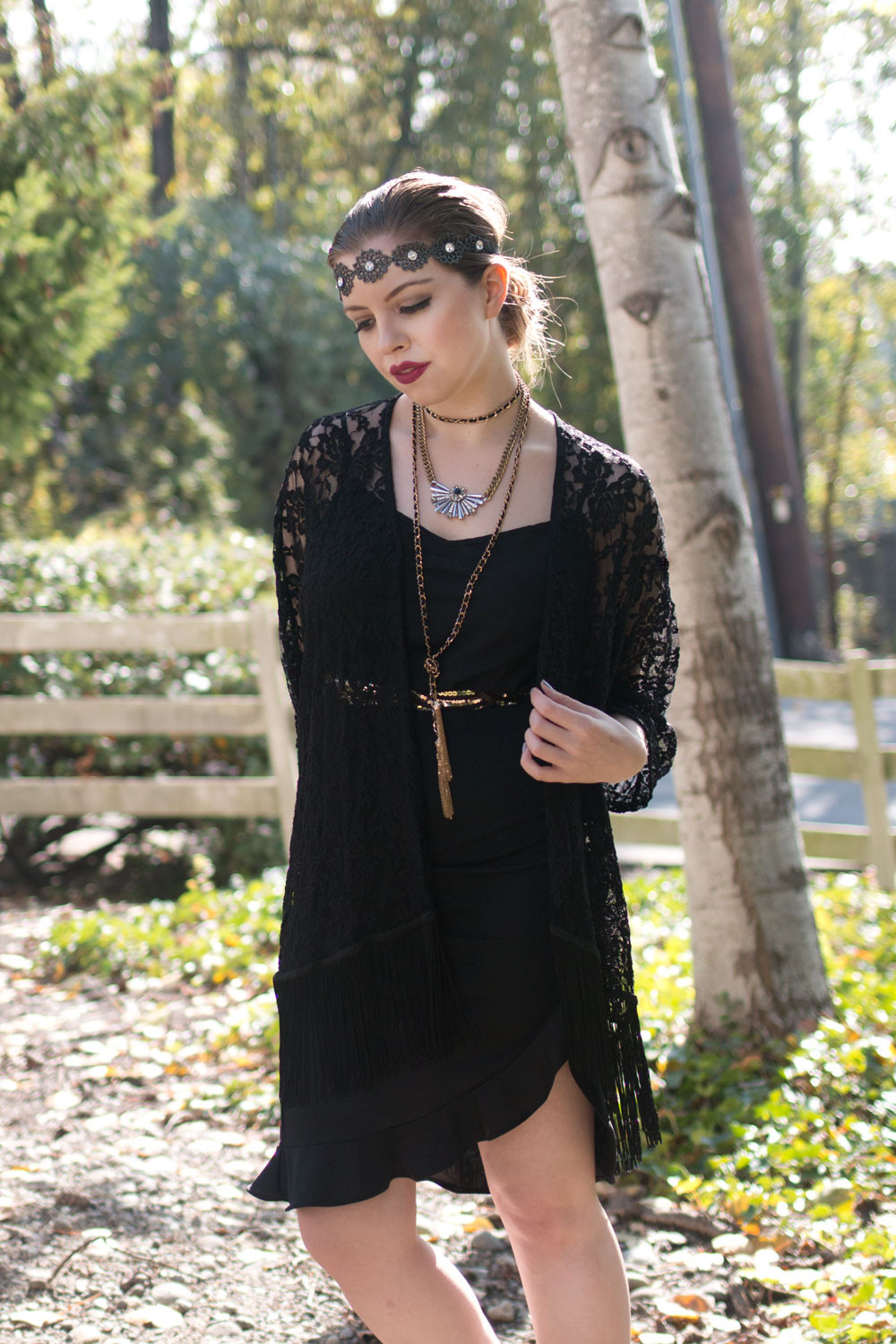 Best ideas about DIY Flapper Costume . Save or Pin DIY Flapper Costume – Hello Rigby Seattle Fashion & Beauty Now.