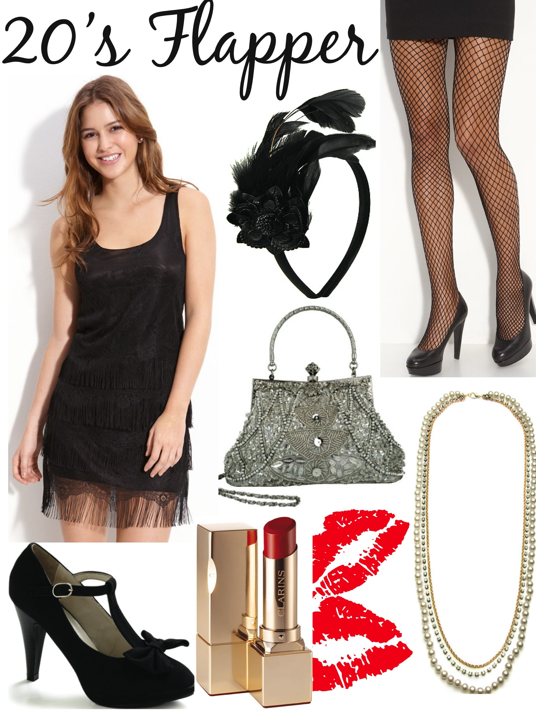 Best ideas about DIY Flapper Costume . Save or Pin DIY Halloween Costumes The Classics Now.