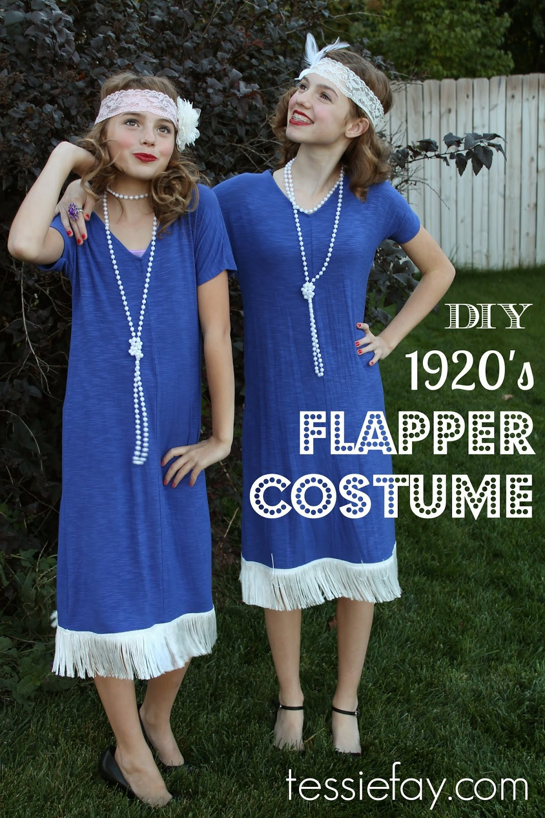 Best ideas about DIY Flapper Costume . Save or Pin Tessie Fay DIY Flapper Costume Now.