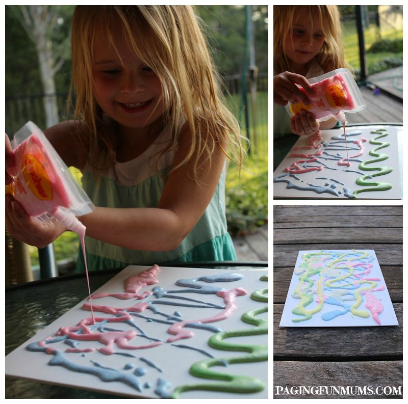 Best ideas about DIY Foam Paint . Save or Pin Fun Recipes using Sinchies Paging Fun Mums Now.