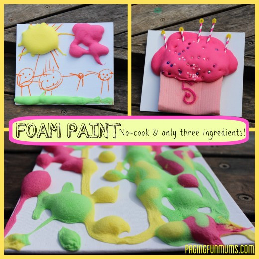 Best ideas about DIY Foam Paint . Save or Pin Kids Craft Archives Page 12 of 20 Now.