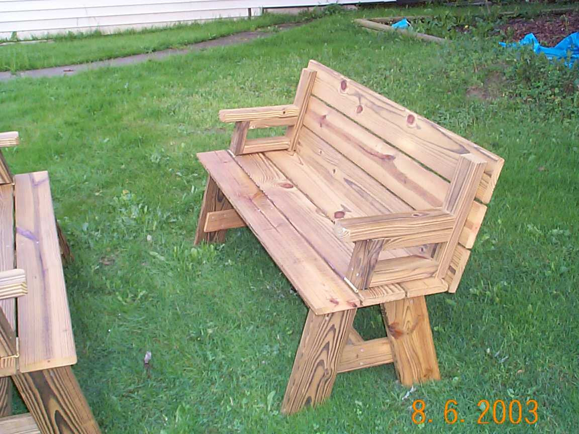 Best ideas about DIY Folding Picnic Table . Save or Pin Folding Picnic Table Plans How To build DIY Woodworking Now.