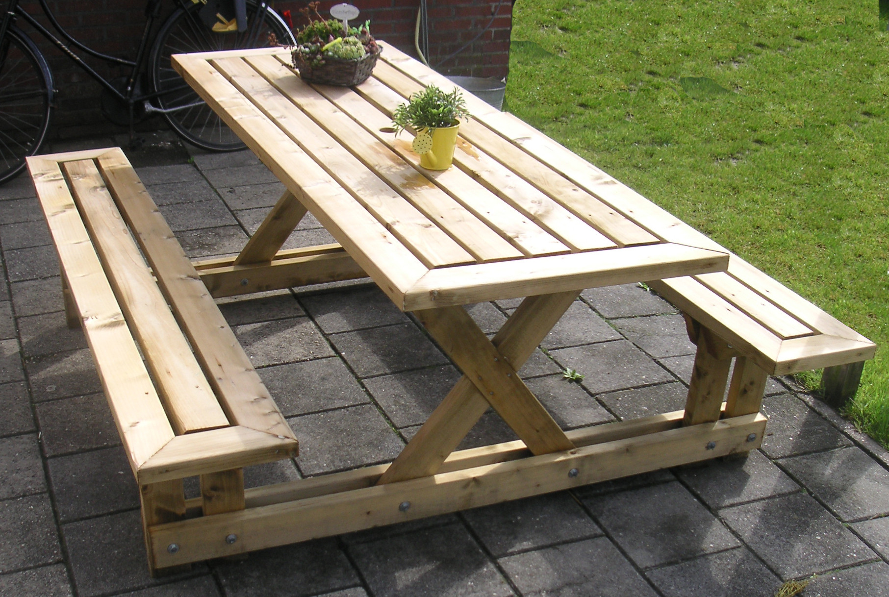 Best ideas about DIY Folding Picnic Table . Save or Pin picnic table Now.