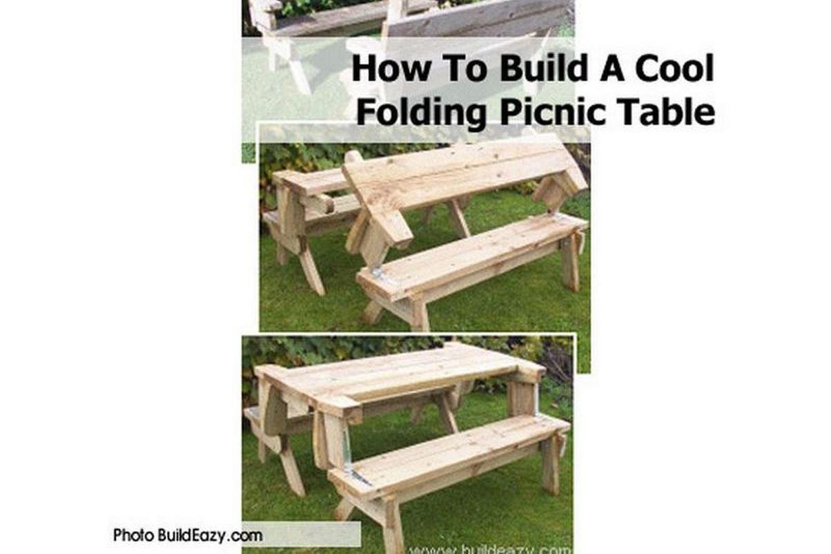 Best ideas about DIY Folding Picnic Table . Save or Pin Pattern for picnic table wooden sheds for sale Now.