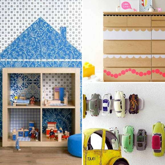 Best ideas about DIY For Kids Rooms . Save or Pin Best DIY IKEA Hacks for Kids Rooms ⋆ Handmade Charlotte Now.