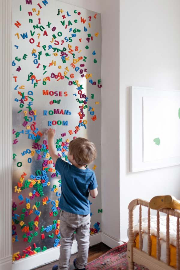 Best ideas about DIY For Kids Rooms . Save or Pin Top 28 Most Adorable DIY Wall Art Projects For Kids Room Now.