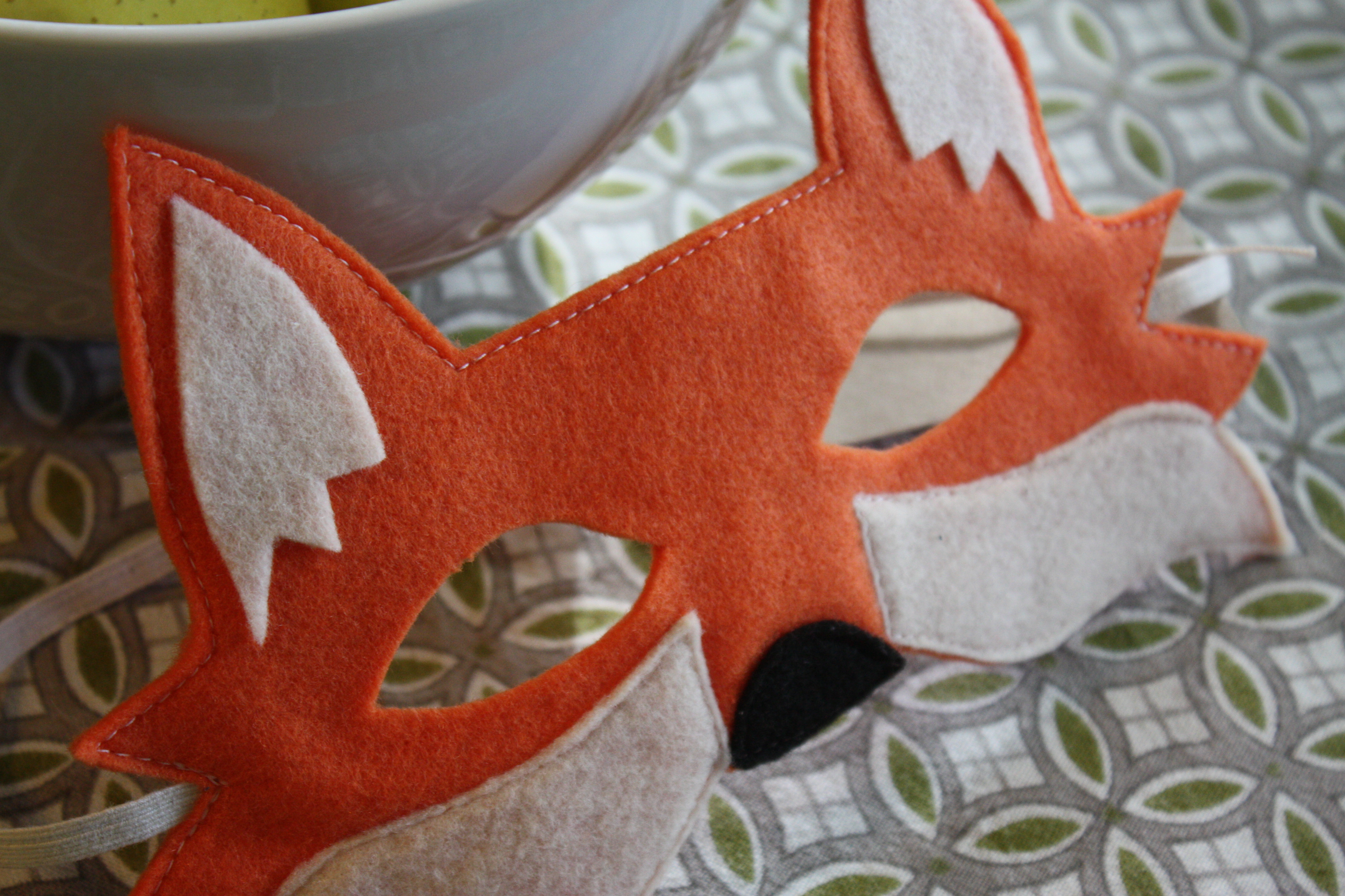 Best ideas about DIY Fox Mask . Save or Pin Fox mask DIY for Boys Now.