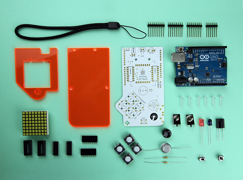 Best ideas about DIY Gamer Kit . Save or Pin DIY Gamer Kit Build Code & Game Boy Technabob Now.