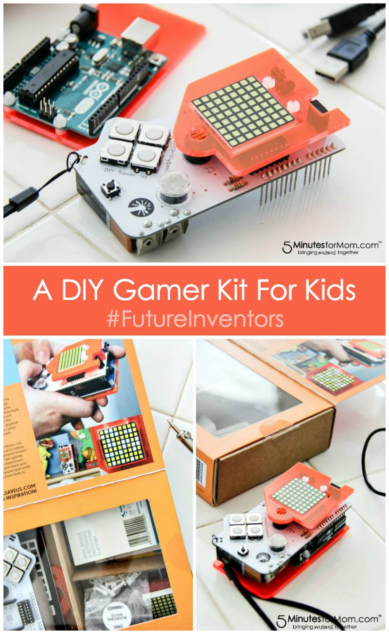 Best ideas about DIY Gamer Kit . Save or Pin A DIY Gamer Kit For Kids TechWillSaveUs Giveaway Now.