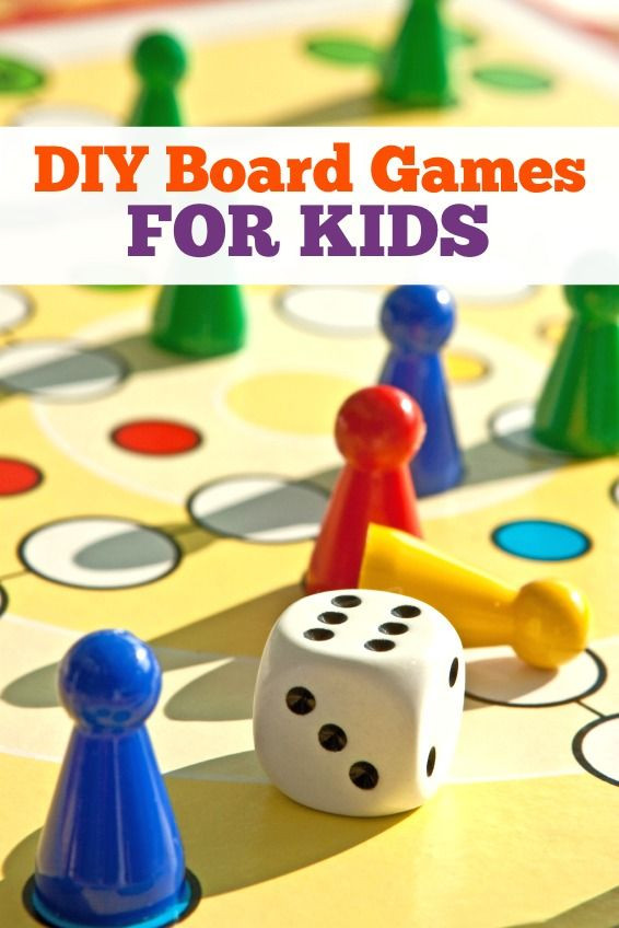 Best ideas about DIY Games For Kids . Save or Pin 25 best ideas about Homemade board games on Pinterest Now.