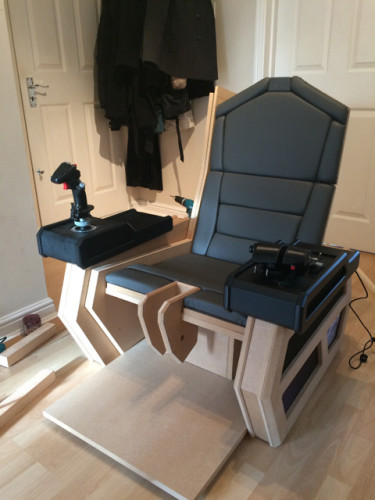 Best ideas about DIY Gaming Chair Plans . Save or Pin 6 Mind Blowing Ways To Take Elite Dangerous to the Next Level Now.