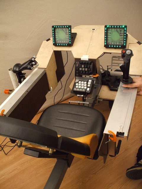 Best ideas about DIY Gaming Chair Plans . Save or Pin MWO Forums The MWO simpit summary thread Now.