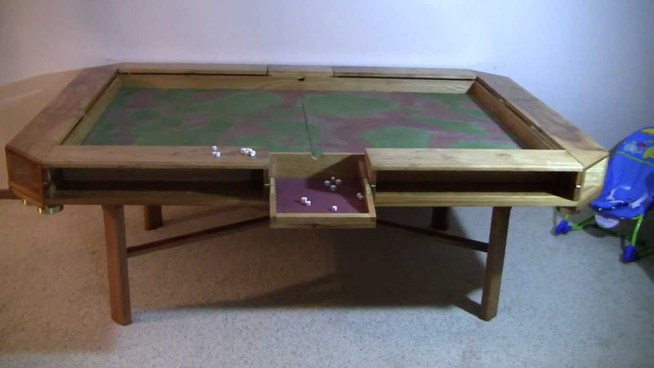 Best ideas about DIY Gaming Table Plans . Save or Pin Gaming Table plete Now.