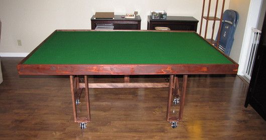 Best ideas about DIY Gaming Table Plans . Save or Pin Gaming Table Plans Rpg PDF Woodworking Now.