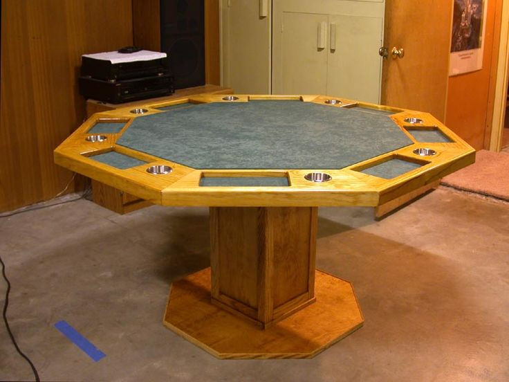 Best ideas about DIY Gaming Table Plans . Save or Pin 13 best Poker Tables images on Pinterest Now.