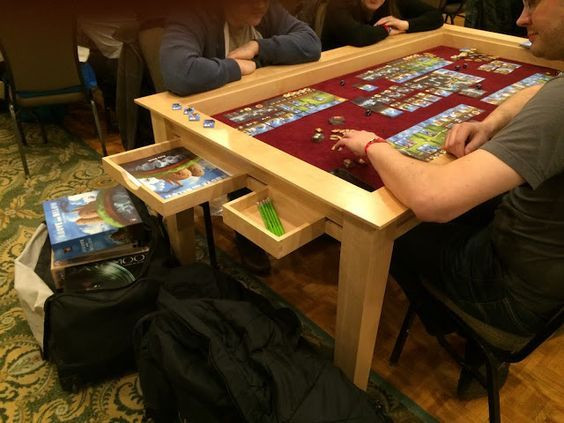 Best ideas about DIY Gaming Table Plans . Save or Pin Best 25 Game tables ideas on Pinterest Now.