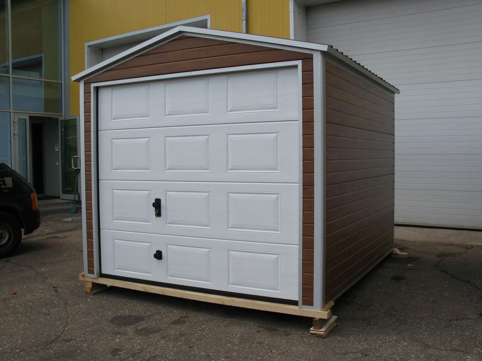 Best ideas about DIY Garage Door . Save or Pin DIY garage or garden shed Now.